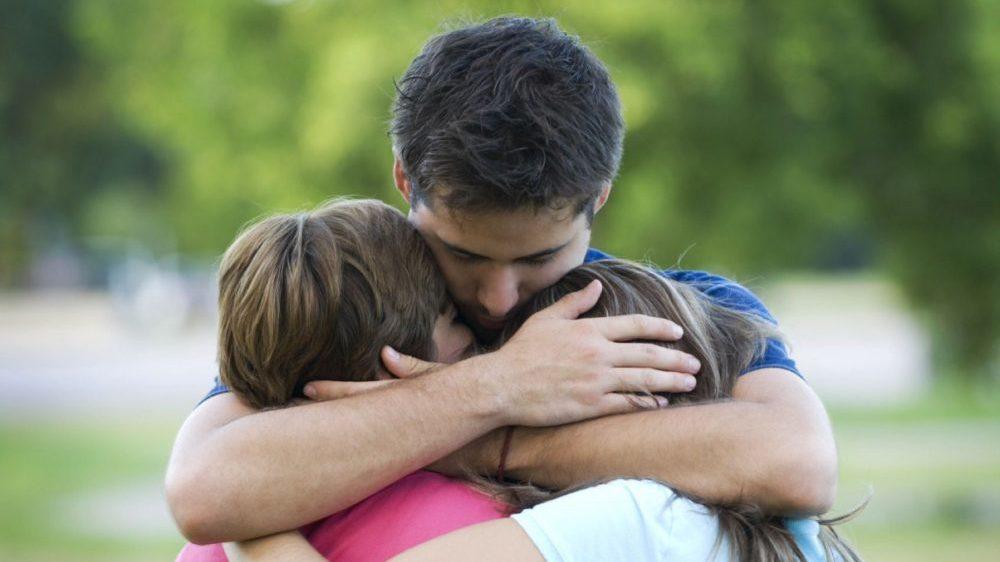 O álcool e as drogas destroem a família